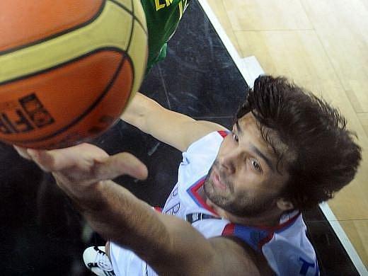 Miloš Teodošič se stal nejlepším basketbalistou Evropy.