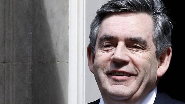 Britský premiér Gordon Brown