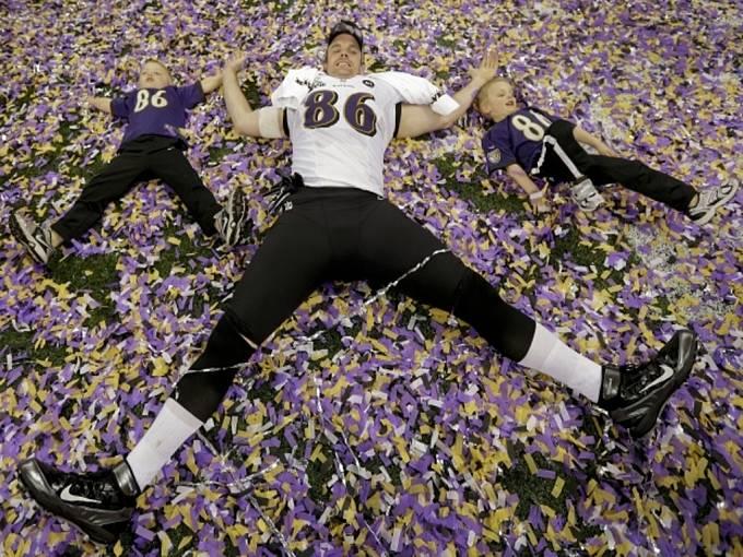 Baltimore Ravens podruhé v historii vyhráli slavný Super Bowl.