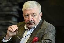 Bývalý ředitel televize Nova, europoslanec a senátor Vladimír Železný na snímku ze 6. dubna 2017