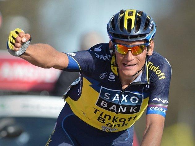 Roman Kreuziger opanoval Amstel Gold Race.