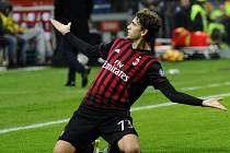 Vítězství AC Milán zařídil jediným gólem Manuel Locatelli.