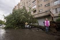 Bouře v Moskvě