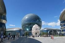 Výstava Expo v kazašské Astaně
