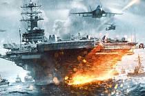 Počítačová hra Battlefield 4: Naval Strike.