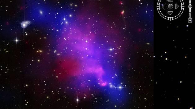 Vesmírná část jménem Google Sky se rozrostla například o snímky v rentgenovém nebo infračerveném spektru, historické mapy hvězd, anebo informace o aktuálních úkazech na obloze.