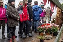 Desítky svíček, symboly srdce, květiny i jeho fotografie připomínaly na Hrádečku na Trutnovsku bývalého prezidenta Václava Havla. Během dopoledne k chalupě, kde před čtyřmi roky zemřel, dorazili například jeho známí, ale i žáci ze školy v Mladých Bukách.