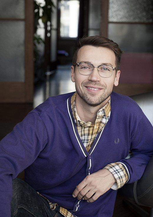 Herec a gastronaut Lukáš Hejlík