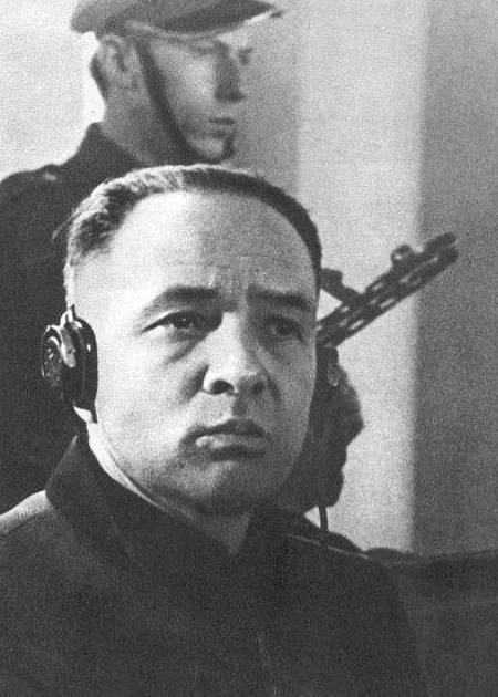Rudolf Höss u soudu