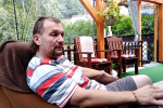 Soused vraha Zdeněk Linhart.