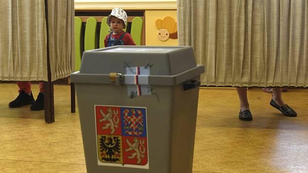 Volby, urna - Volby - ilustrační foto.