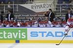 MS v hokeji: Fanoušci jsou často za českou střídačkou