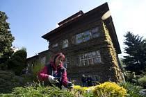 Vila bratří Čapků na pražských Vinohradech
