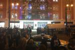Evakuace pražského obchodního domu Palladium