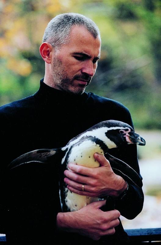 Petr Fejk, ředitel Zoo Praha