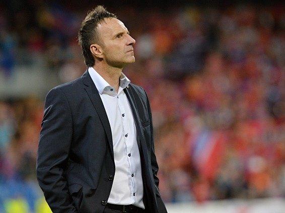 Karel Krejčí, trenér Plzně