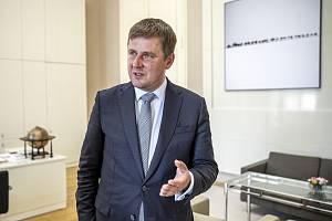 Exministr zahraničí Tomáš Petříček