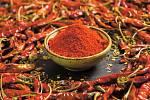 Kajenský pepř - chilli
