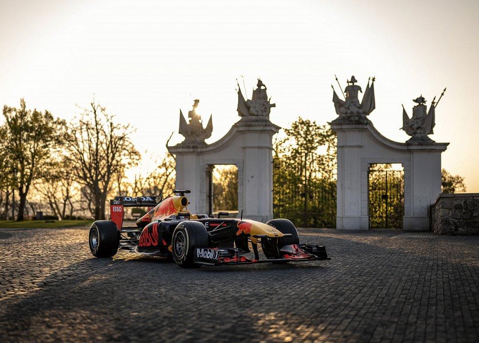 Toto není v Česku, Red Bull se zastavil i v Bratislavě