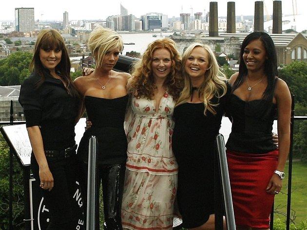 Spice Girls opět pohromadě.