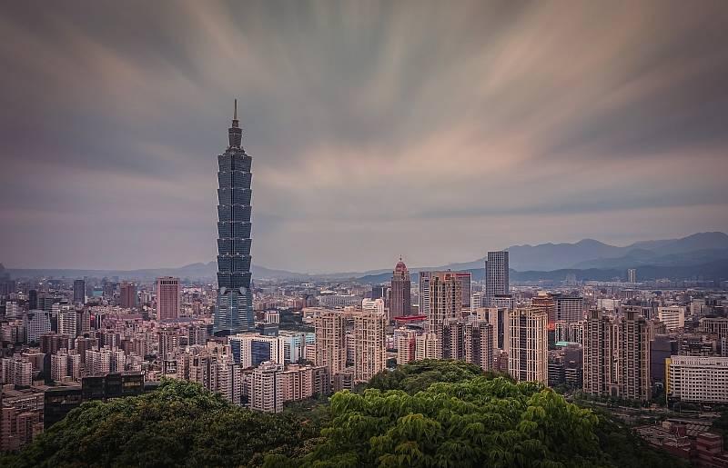 Věž Taipei 101 byla prvním mrakodrapem, který dosáhl výšku nad půl kilometru. Má tvar bambusu.