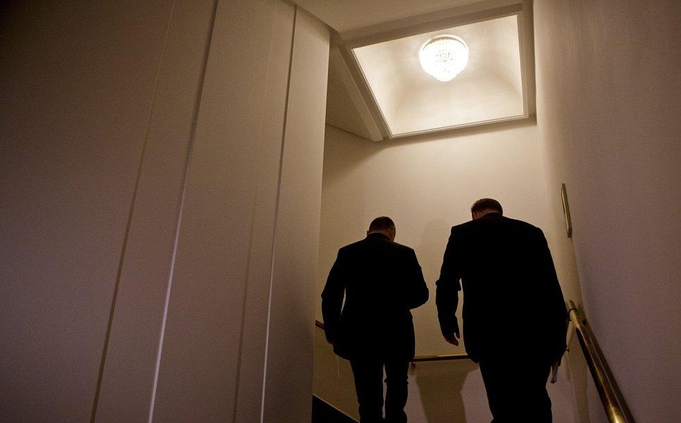 Michal Hašek a Jeroným Tejc oznámili rezignaci na své posty místopředsedů v ČSSD.