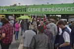 Mezinárodní agrosalon Země živitelka v Českých Budějovicích