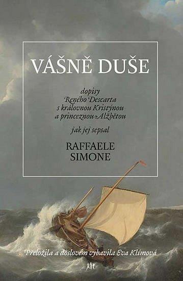 Emeritní profesor římské univerzity Raffaele Simone napsal svůj historický román formou korespondence. Tak se to dělávalo – ale jeho kniha je vlecčem velmi moderní.