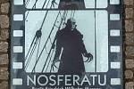 Max Schreck jako Nosferatu ve stejnojmenném filmu F. W. Murnaua z roku 1922