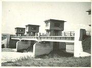 Nová vodní elektrárna Spytihněv (30. léta 20. století)