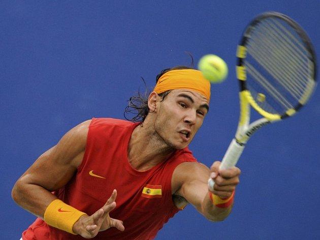 Rafael Nadal se stal olympijským vítězem v tenisové dvouhře.