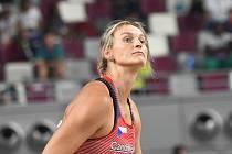 Barbora Špotáková ve finále mistrovství světa