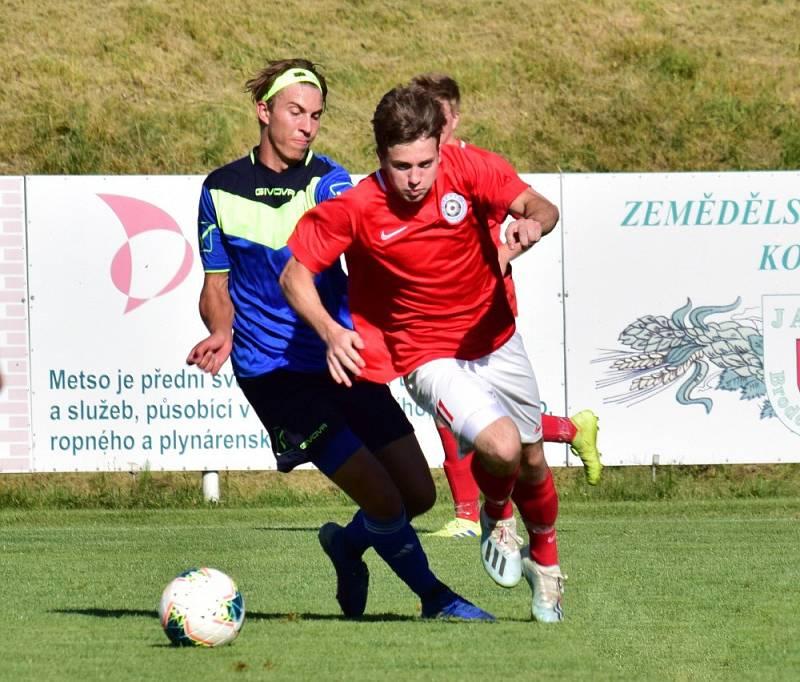 Brodek u Přerova v utkání Olomouckého krajského přeboru po remíze 1:1 vyválčil bonusový bod v nevídaném penaltovém rozstřelu, který se protáhl na 14 sérií.