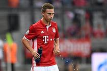 Joshua Kimmich z Bayernu Mnichov.