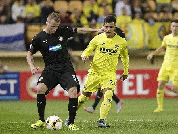Plzeň podlehla Villarrealu 0:1.