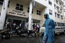 Budova, ve které sídlí maledivská volební komise.