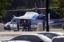 U budovy amerického Kongresu se střílelo, na místě bylo několik zraněných.
