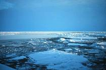 Led v Arktidě - Ilustrační foto