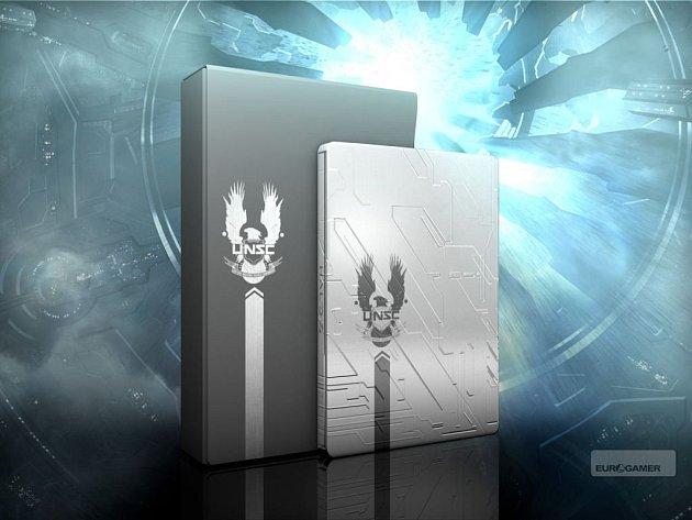 Sběratelská edice hry Halo 4.