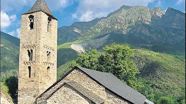 Kostel sv. Jana v Boí.