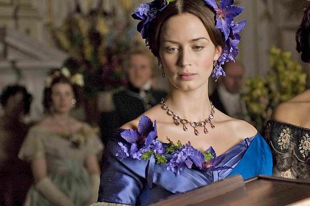 Emily Blunt v roli královny Viktorie
