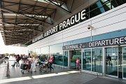 Cestující na pražském letišti