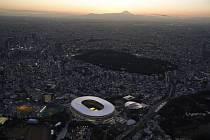 Olympijský stadion v Tokiu