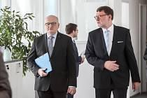 Předvolební Deníku probíhala 19. října v Aviatice: Zbyněk Stanjura, Daniel Herman