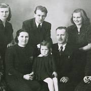 Rodinné foto Lukášových