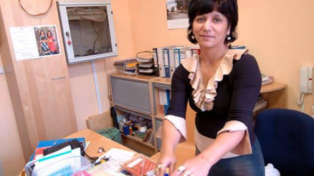 Elena Gorolová mluvčí ostravského sdružení sterilizovaných romských žen