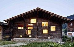 Dům ve stodole