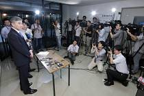 Americký zvláštní vyslanec pro KLDR Sung Kim.