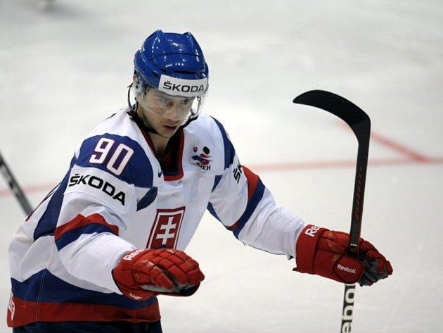 Zahraje si slovenský útočník Tomáš Tatar na hokejovém mistrovství světa?