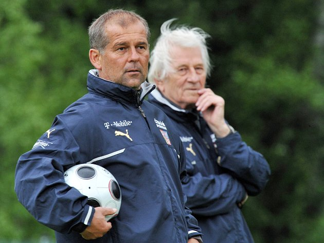 Trenéra Brücknera nahradil u českého národního týmu dosavadní lodivod Teplic Petr Rada.